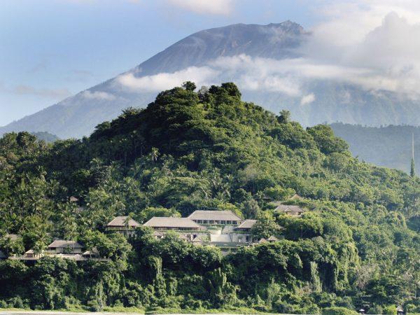 Amankila Mount Agung