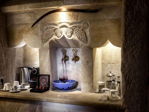 Museum Hotel Harem Cave Suite