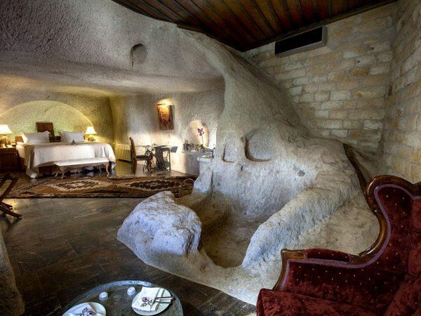 Museum Hotel Tekeli Cave Suite
