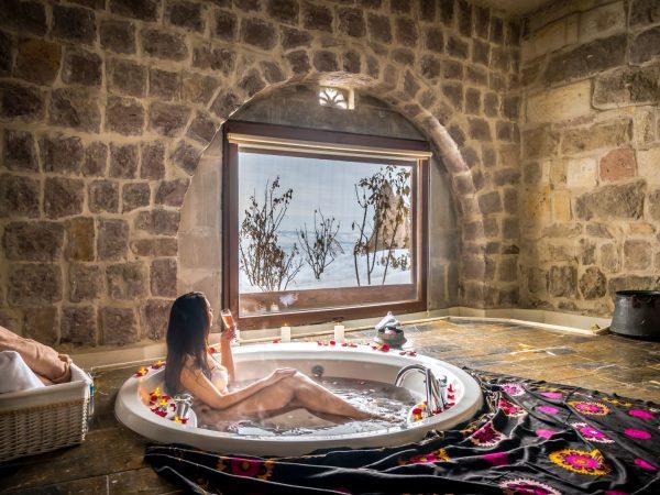 Museum Hotel Şelale Cave Suite