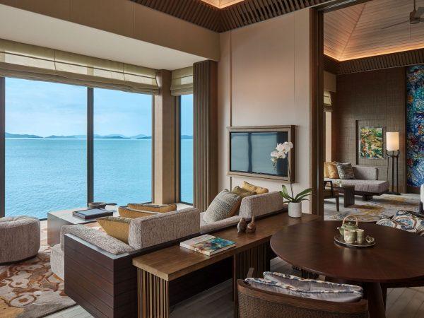 Ocean Front Living Room
