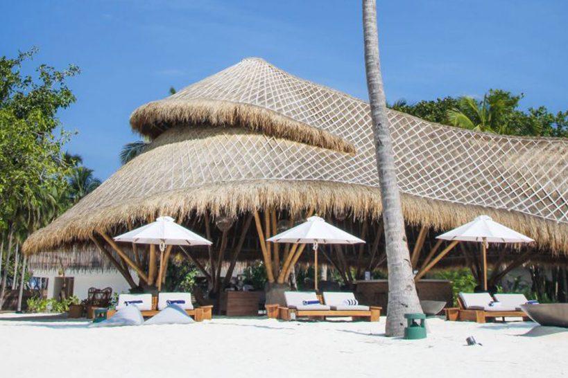 Hotel Fairmont Maldives Onu Onu Bamboo Bar