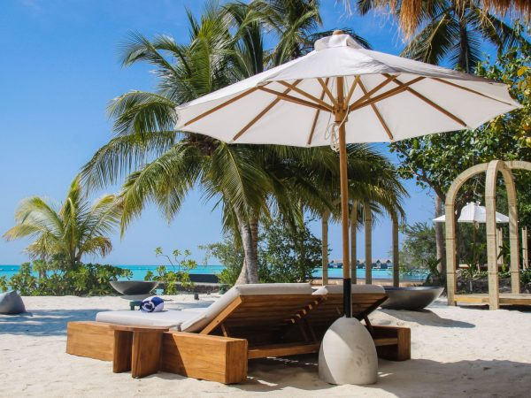 Hotel Fairmont Maldives Onu Onu Beach Lounge