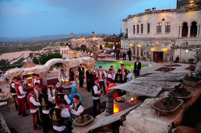 Ottoman night at Museum Hotel