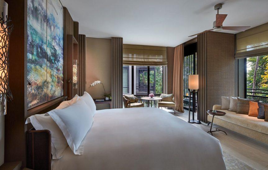 Rainforest Deluxe Bedroom