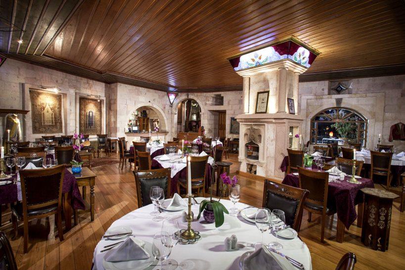 Museum Hotel Restaurant