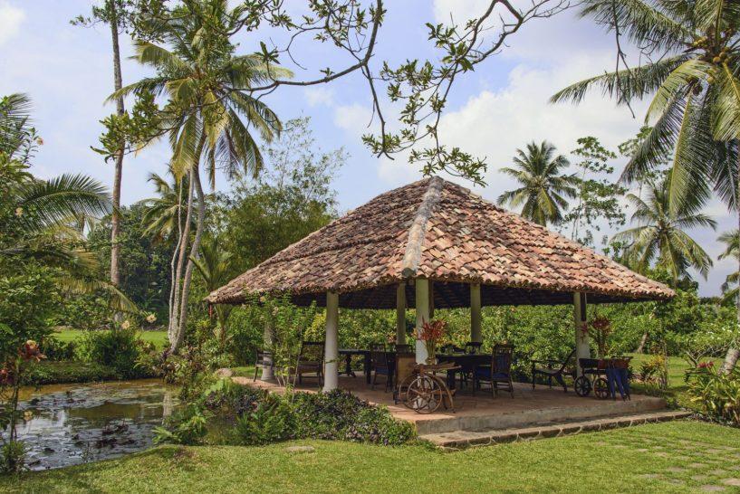 Amangalla Rice Paddy Island Private Dinner