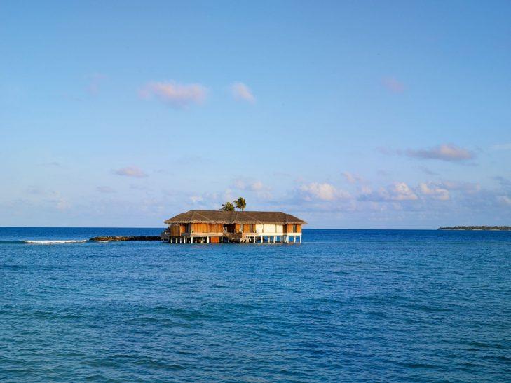 Velaa private island Romantic Pool Residence