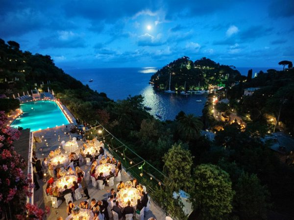 Belmond Hotel Splendido Dining
