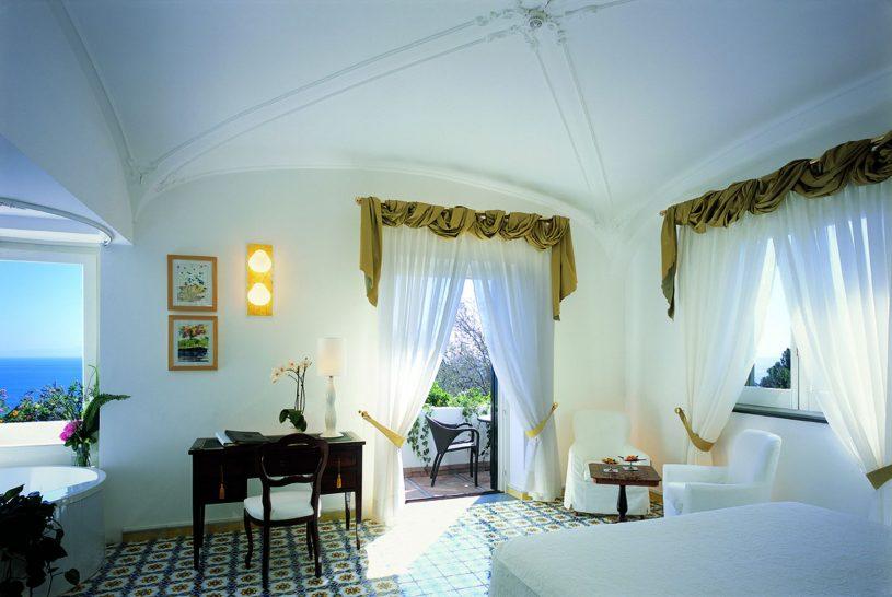 Santa Caterina 36 Deluxe room in Villa Il Rosso