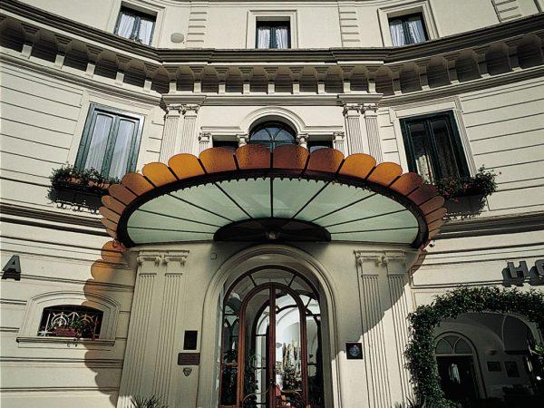 Santa Caterina Entrance