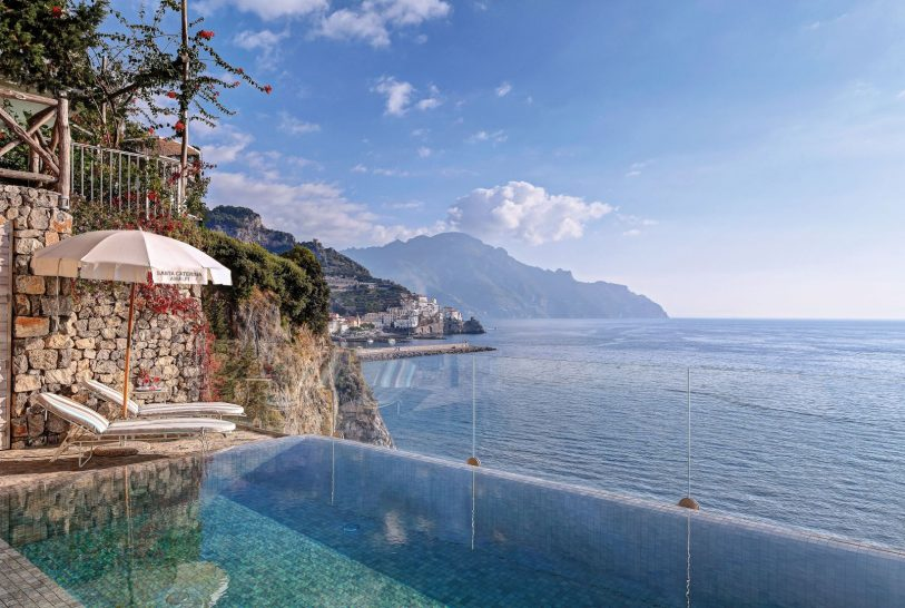 Santa Caterina Pool Follia Amalfitana