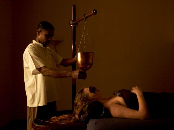 Amangalla Spa Ayurvedic Treatment