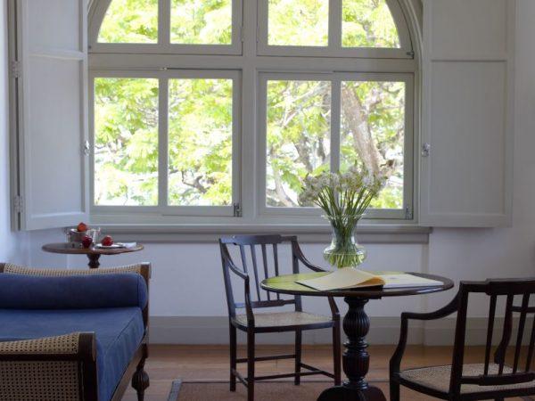 Amangalla Suite Lounge Area