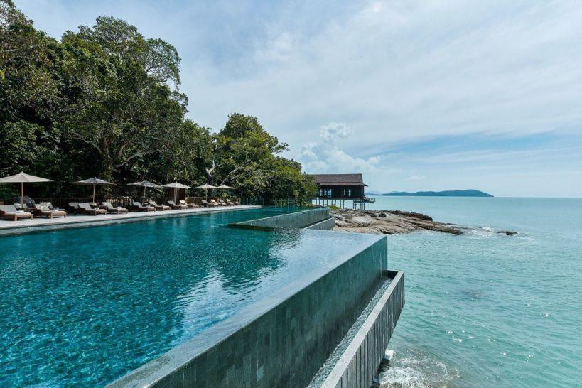 The Ritz Carlton Langkawi Main Pool