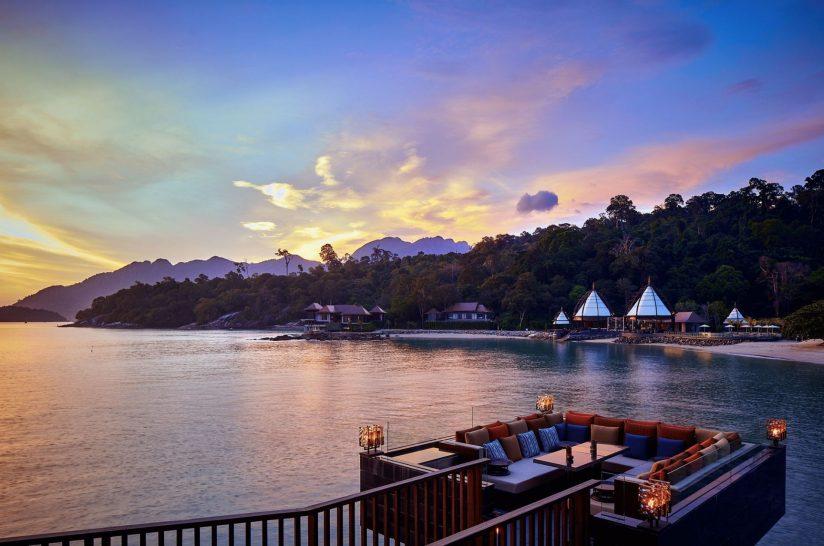 The Ritz Carlton Langkawi Sunset Bar