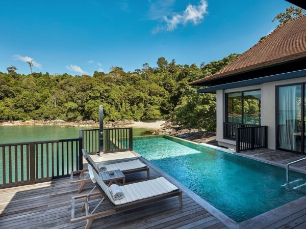 The Ritz Carlton Langkawi Villa Mutiara Main Pool