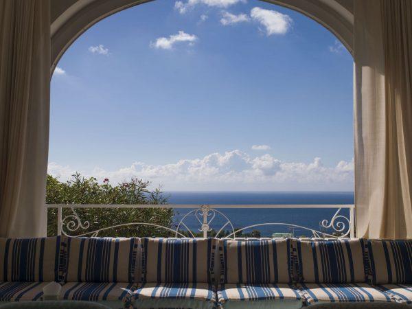 Tiberio Palace a Capri