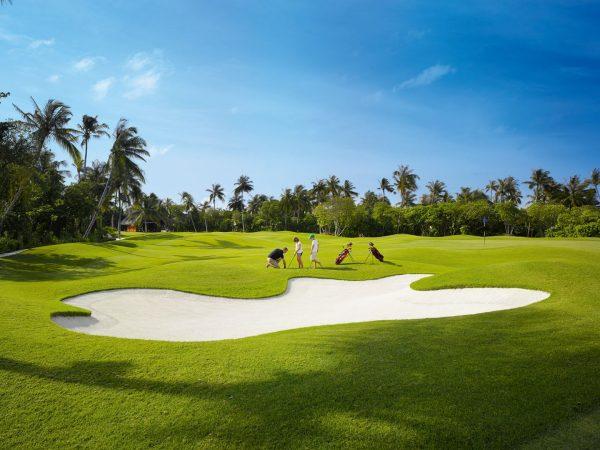 Velaa Golf Academy by Olazabal