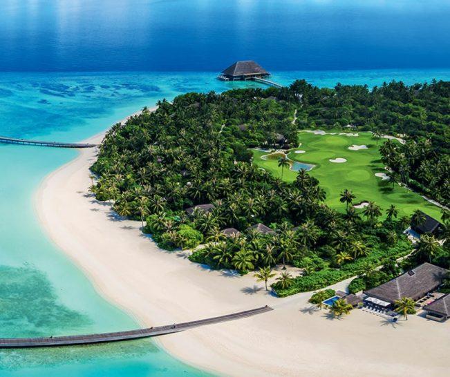 Velaa Private Island Maldives Golf