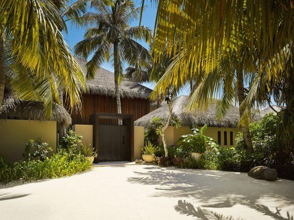 Velaa Private Residence Main Entrance