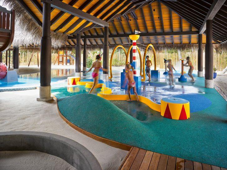 Velaa private island kids club