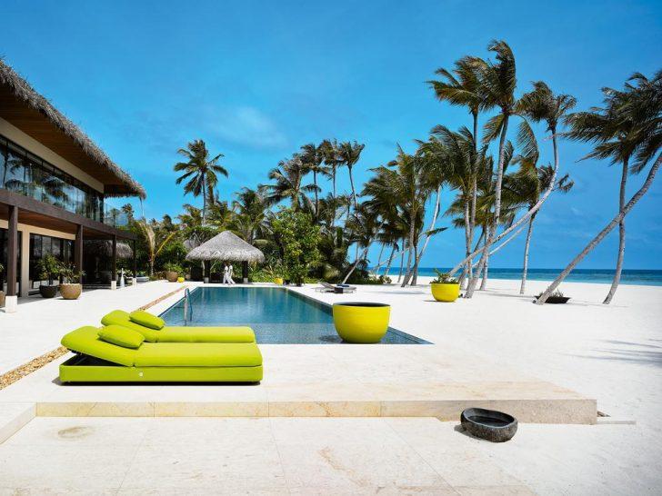 Velaa private island maldives pool