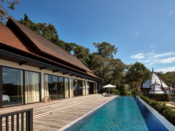Villa Kenari Outdoor Pool