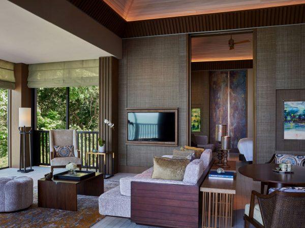 Villa Mutiara Living Area