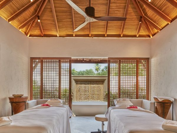 Hotel Fairmont Maldives Willow Stream Spa