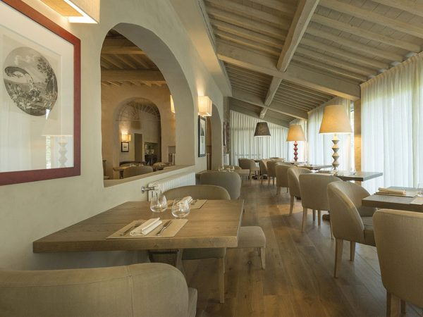 il Borro Tascana Relais and Chateaux Tuscan Bistro 2