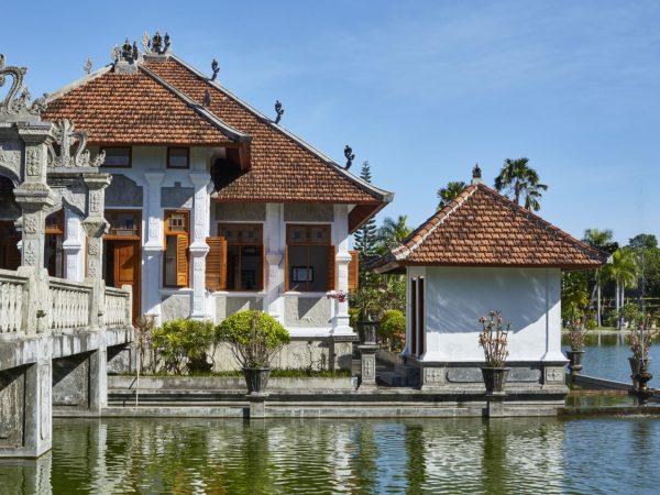 Amankila Ujung Water Palace