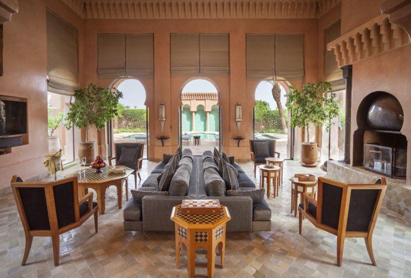 Al Hamra Living Area