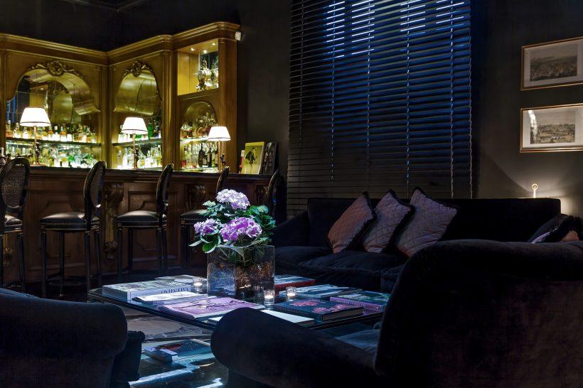 Aldrovandi Villa Borghese American Bar