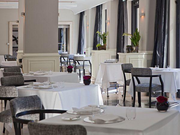 Aldrovandi Villa Borghese Assaje Restaurant