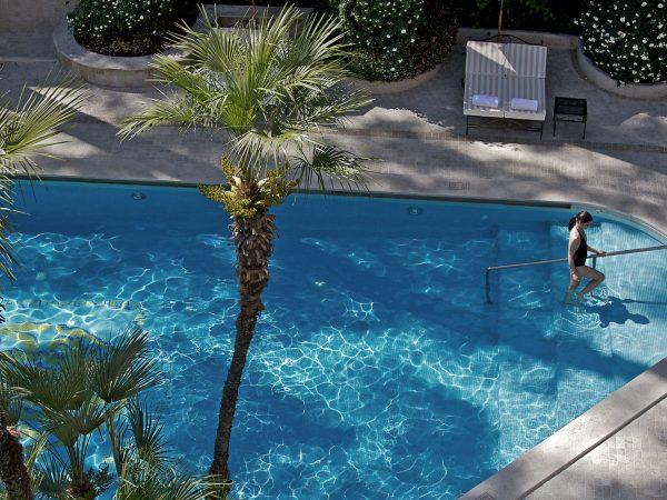 Aldrovandi Villa Borghese_Outdoor Pool Overview