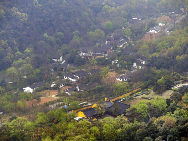Amanfayun Aerial View