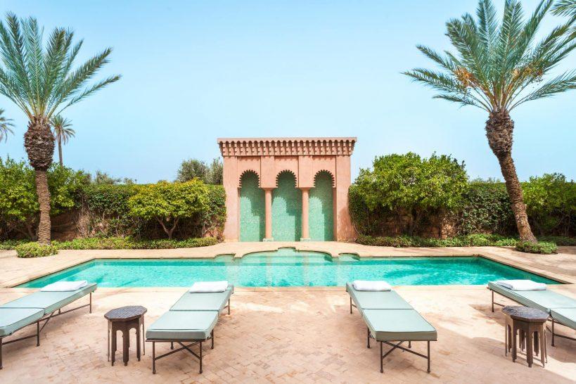Amanjena Al Hamra Pool