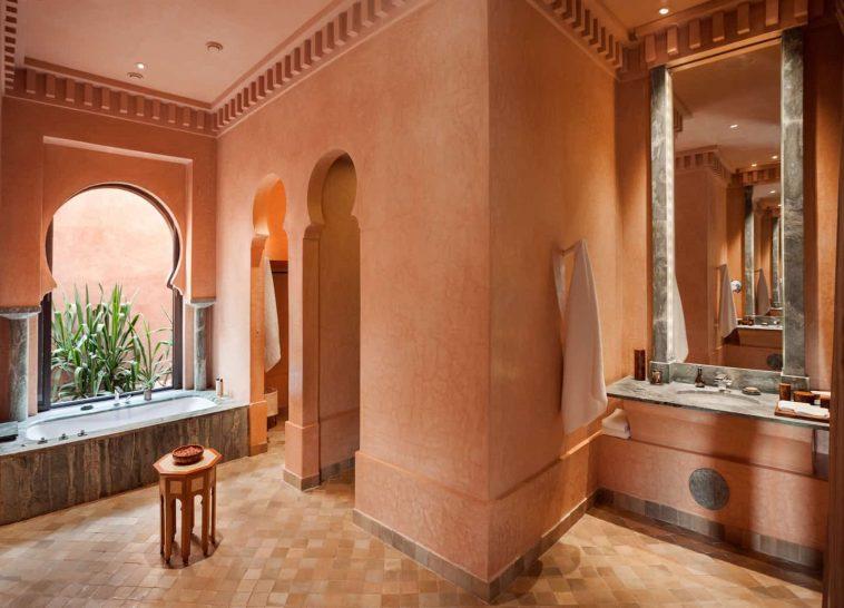 Amanjena Maison Bathroom