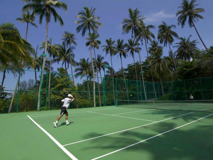 Amanpuri Tennis