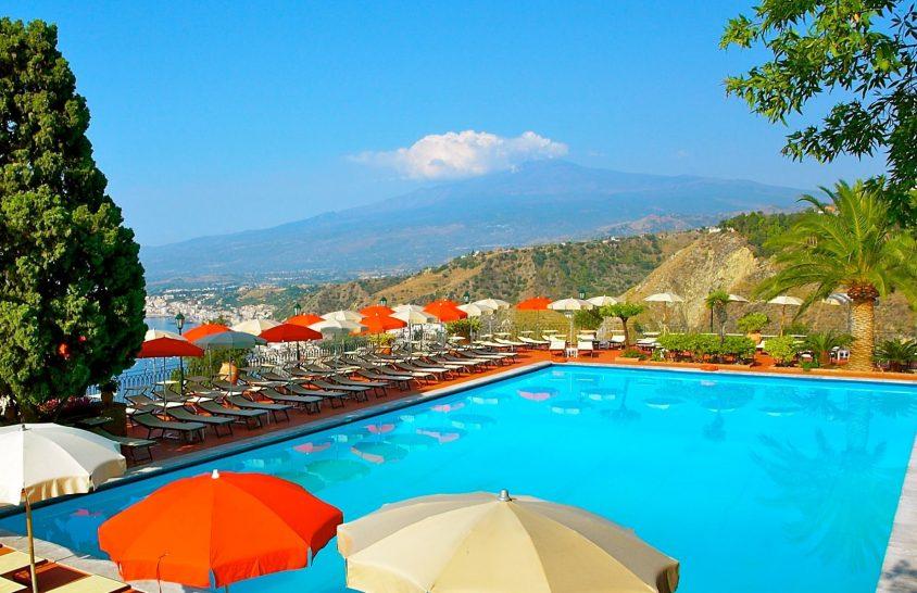Belmond Grand Hotel Timeo, Sicily