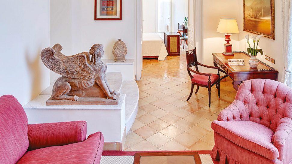 Belmond Hotel Caruso Superior Suite