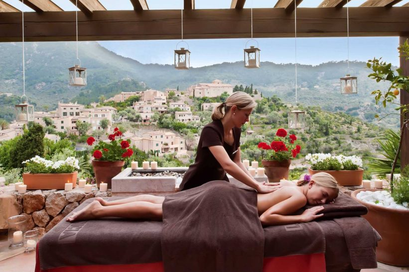 Belmond La Residencia Spa Massage