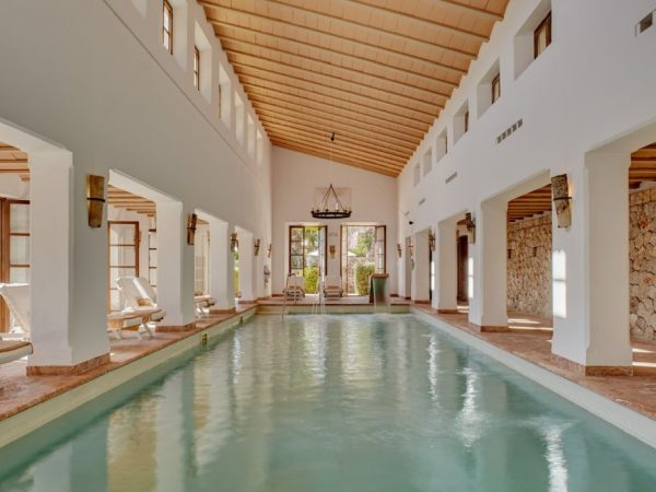 Belmond La Residencia Spa pool