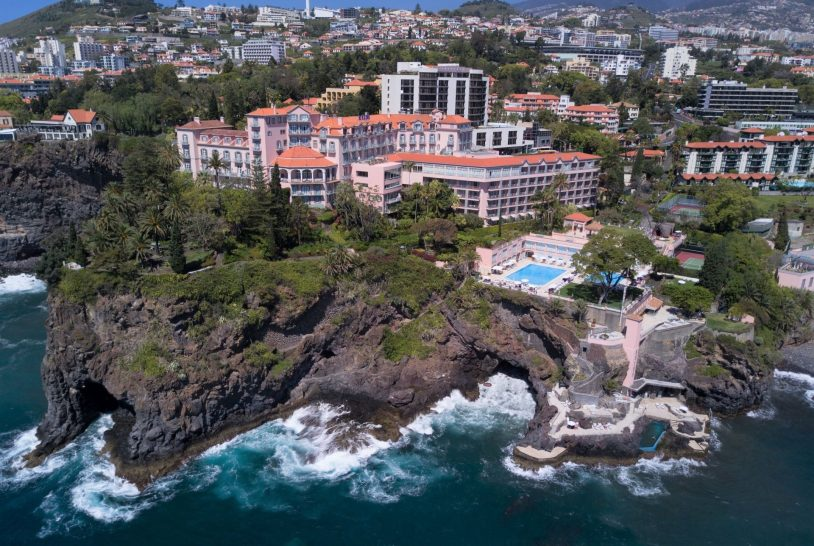 Belmond Reid's Palace: 5 Star Luxury Hotel & Resort in Madeira, Portugal