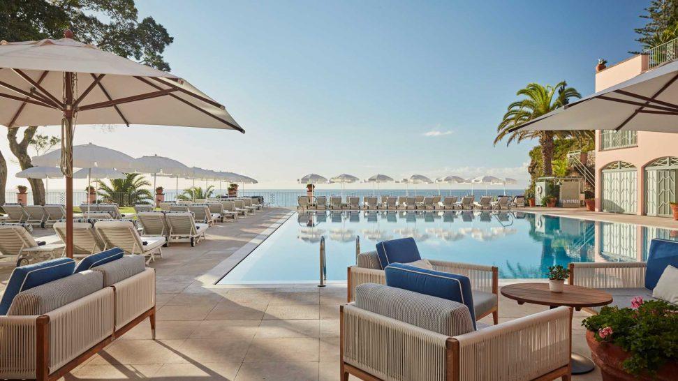 Belmond Reids Palace Madeira Pool