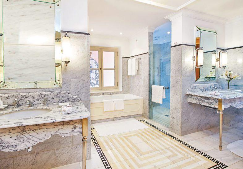 Belmond Reids Palace Madeira Presidential Suite Bathroom