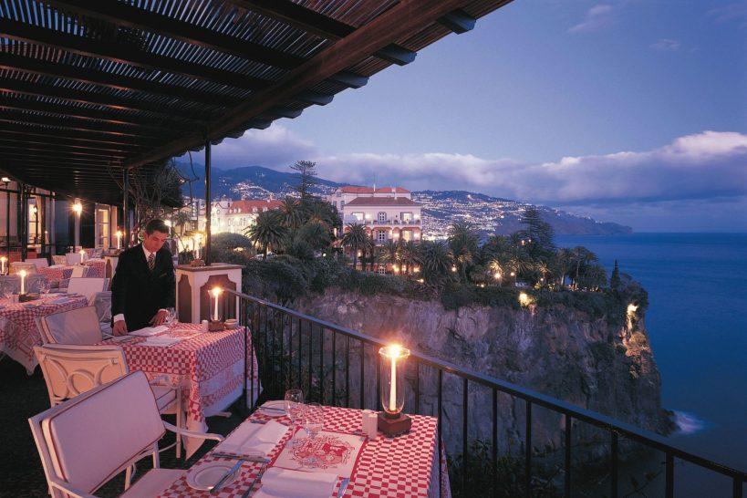 Belmond Reids Palace Madeira Ristorante Villa Cipriani