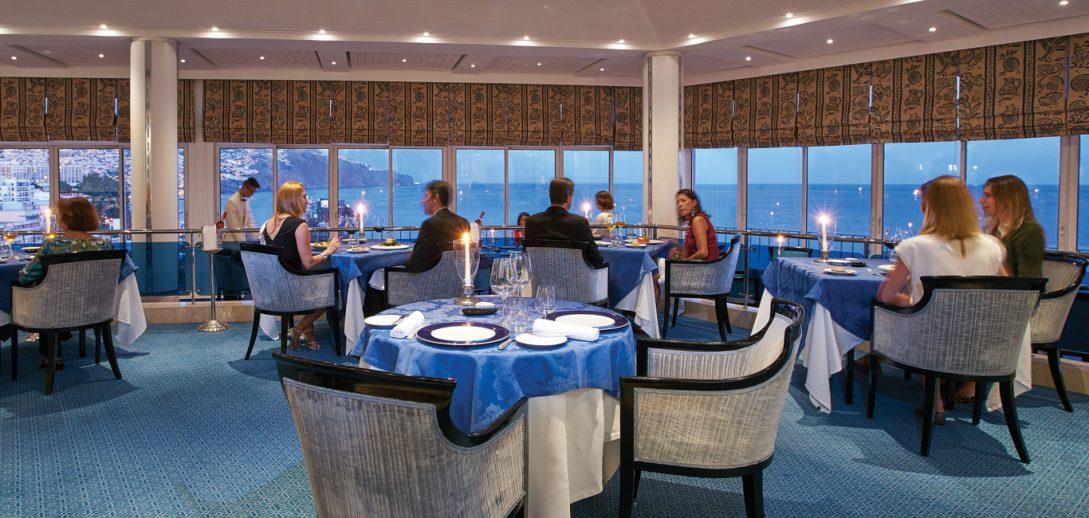 Belmond Reids Palace Madeira William Restaurant