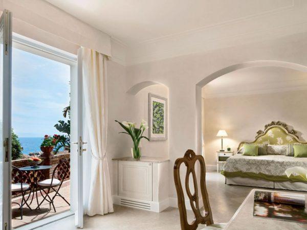 Belmond Villa Sant Andrea Exclusive Suite